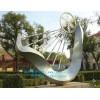哪里有不锈钢雕塑制作/程度铜雕塑/江苏清美紫辰环境艺术工程有