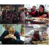 河北葱油饼培训学校-山东海鲜烧烤-新乡市苗老太职业培训学校