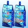 液体自立吸嘴袋厂家/沈阳源丰塑料